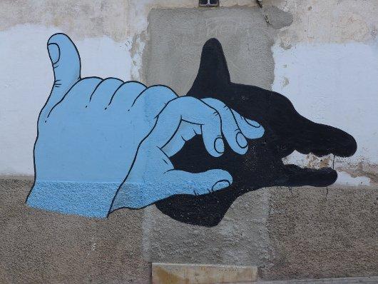 Grip Face Palma - Wolf