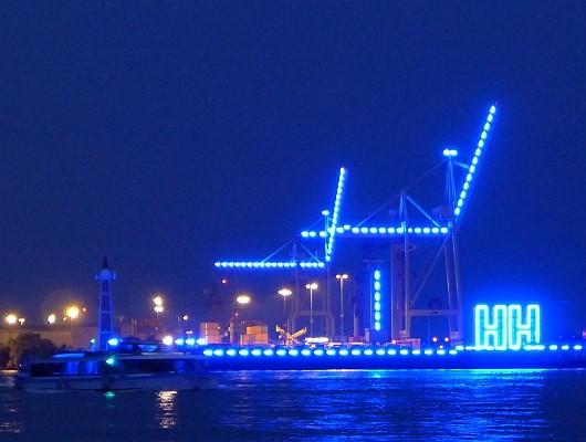 Hanseatisches Blau