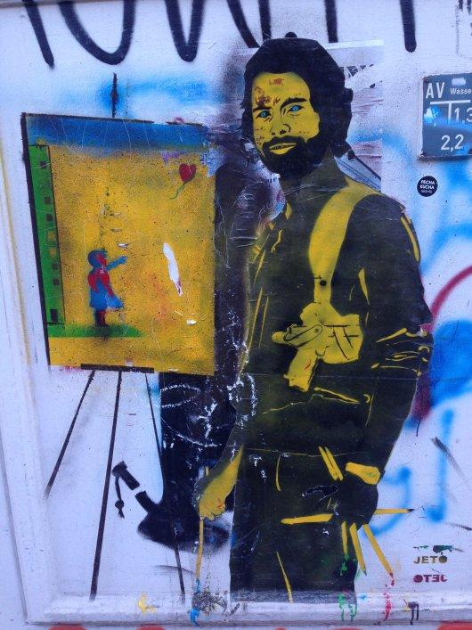 Jeto Streetartist