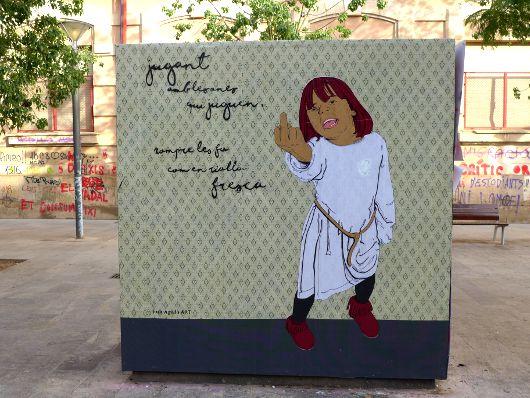 Joan Aguilo in Palma - Frisches Lachen