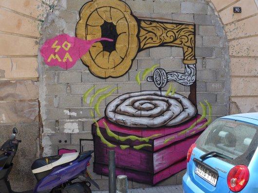 Soma in Palma – Ensaiphone