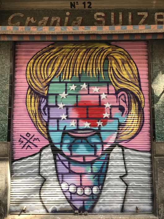 SOMA in Palma - Europa-Kanzlerin