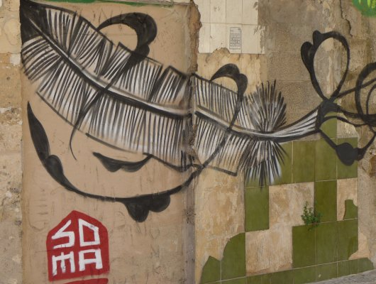 "SOMA in Palma - ""Federleicht"""