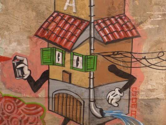 "SOMA in Palma - ""Haus Sprayer"""