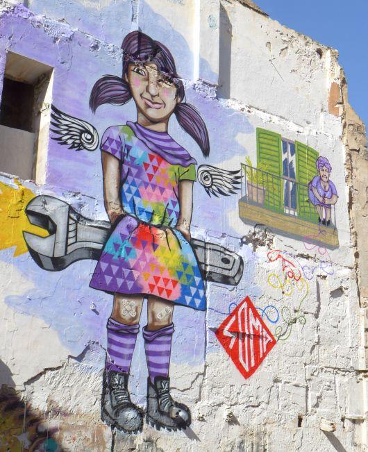 SOMA in Palma - La Mecánica