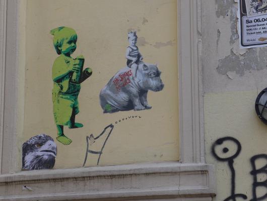 Streetart Kids