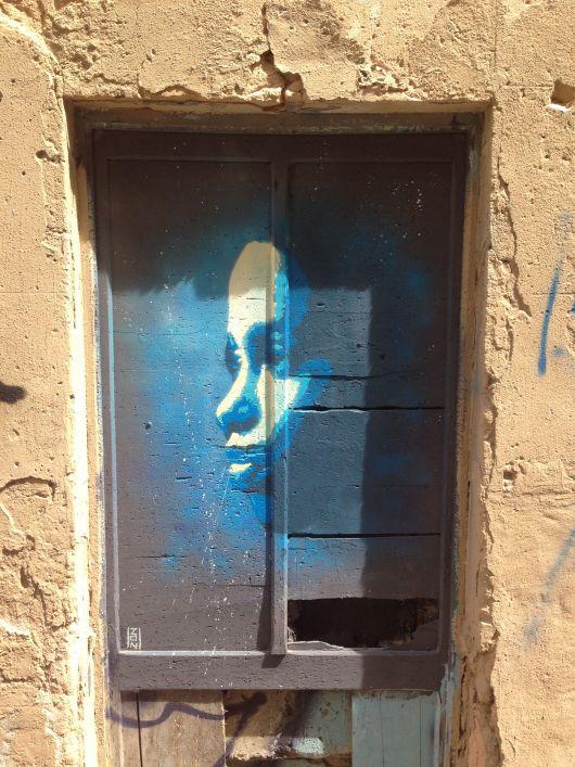 ZON in Palma - Blue Face