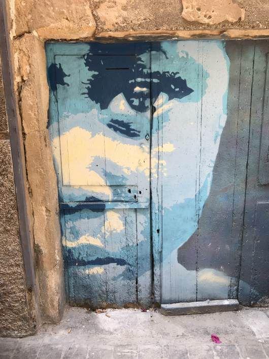 ZON in Palma - Kinderaugen